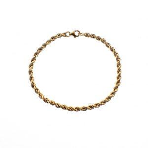 18 karaats armband dames