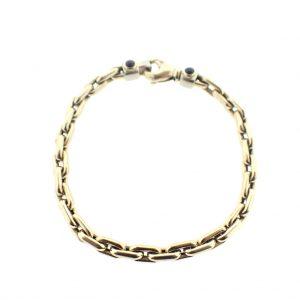 gouden zware armband